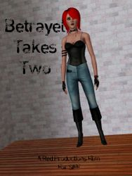Betrayel Takes Two Poster